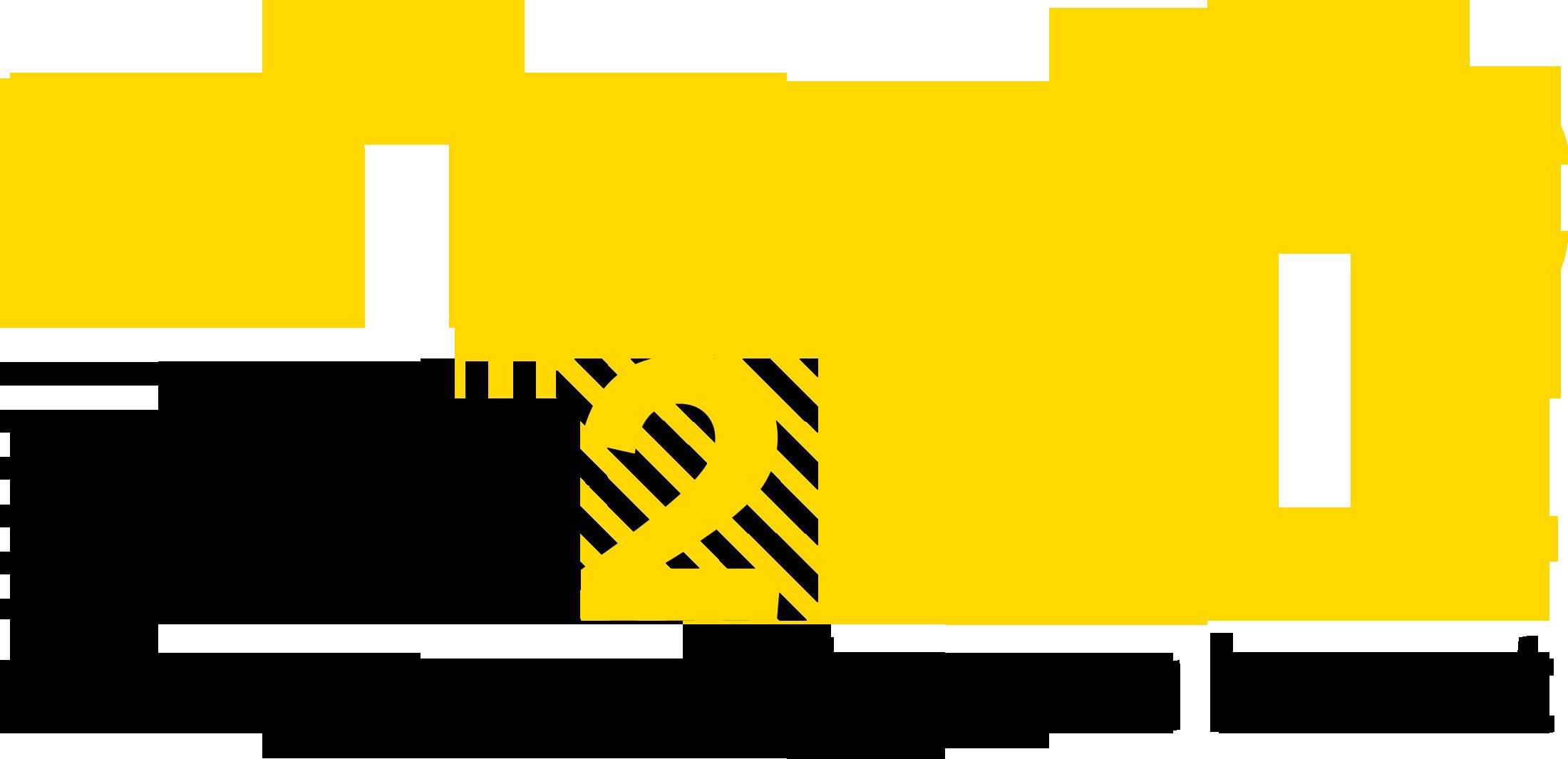 mimetic logo - white background