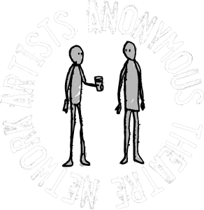 Artists Anonymous Logo