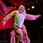 Curioddity Kickmouse dancing
