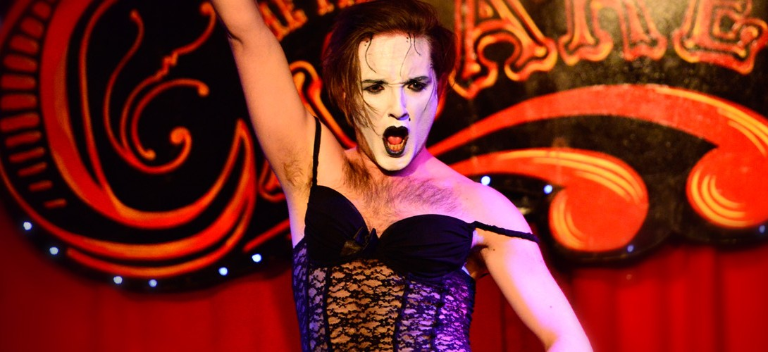 Pi The Mime's Burlesque Revue