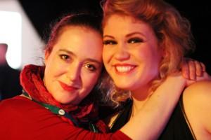 Sarah Chew and Miss Good Ness Gracious